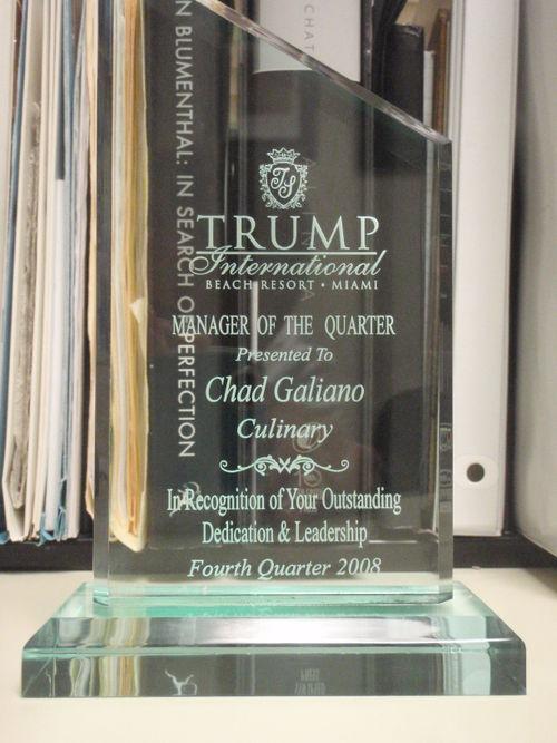 Award 010