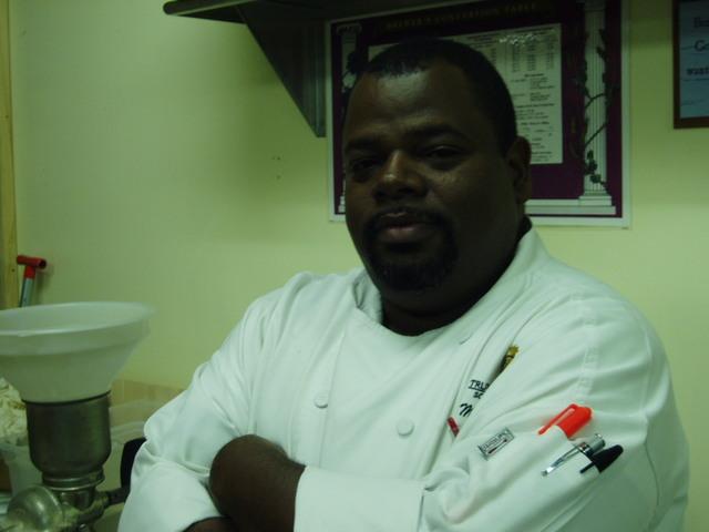 the funkadelic chef mike in da haus