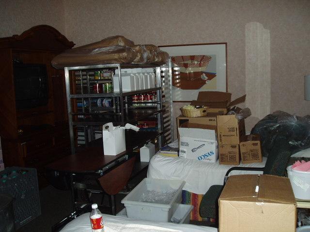 04. Second floor emergency kitchen