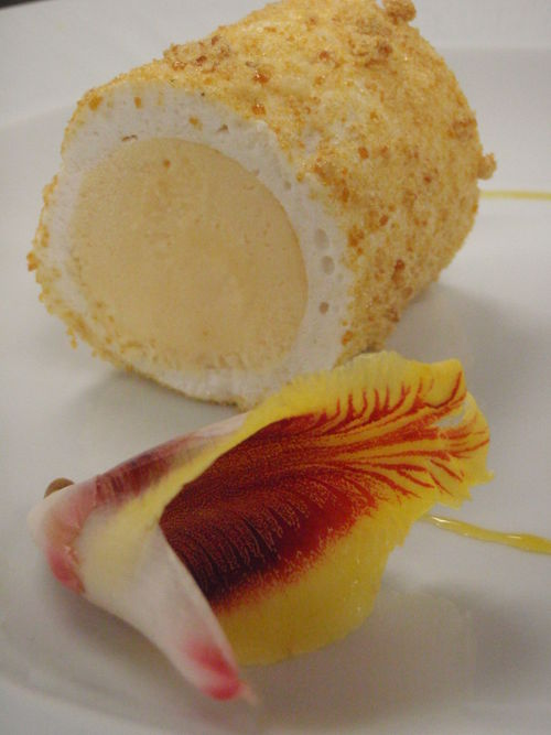 passion fruit marshmallow