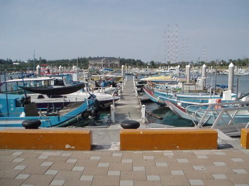 dock in fisherman's wharf