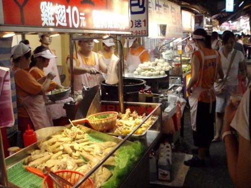 food stalls in taipei