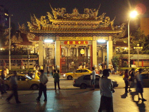 temple in taipei