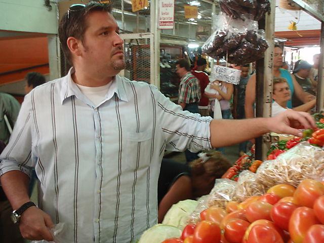 mercado shopping