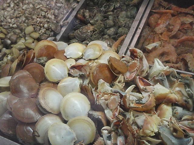 more mariscos
